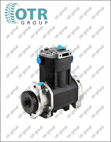 Воздушный компрессор Hyundai Robex 320LC-7