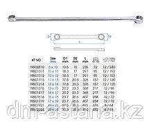 Ключ накидной 10х12 мм, прямой KING TONY 19B01012