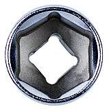 "Головка торцевая стандартная шестигранная 1/4"", 13 мм KING TONY 233513M, фото 4"
