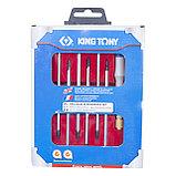 Набор прецизионная отвертка с насадками, 8 предметов KING TONY 32607MR, фото 4