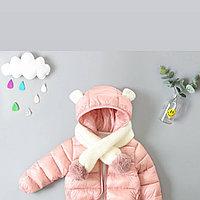 Курточка на пуху, легкая и удобная