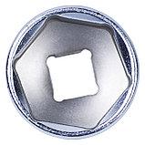 "Головка торцевая стандартная шестигранная 3/8"", 23 мм KING TONY 333523M, фото 4"