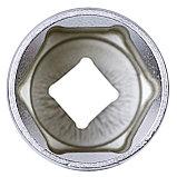 "Головка торцевая глубокая шестигранная 1/2"", 29 мм KING TONY 423529M, фото 4"