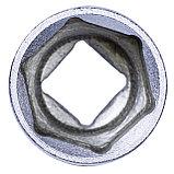 "Головка торцевая стандартная шестигранная 1/2"", 24 мм KING TONY 433524M, фото 4"