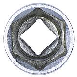 "Головка торцевая стандартная шестигранная 1/2"", 25 мм KING TONY 433525M, фото 4"