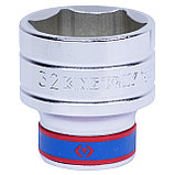 "Головка торцевая стандартная шестигранная 1/2"", 32 мм KING TONY 433532M, фото 2"