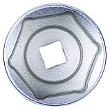 "Головка торцевая стандартная шестигранная 1/2"", 46 мм KING TONY 433546M, фото 3"
