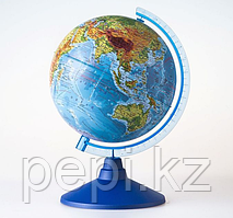 Глобус физический диаметр 150мм
