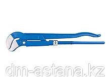 Ключ газовый с изогнутыми губками №1  KING TONY 6521-13