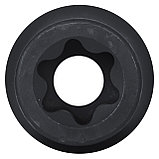 "Головка торцевая ударная TORX Е-стандарт 3/4"", E26, L = 56 мм KING TONY 657526M, фото 3"