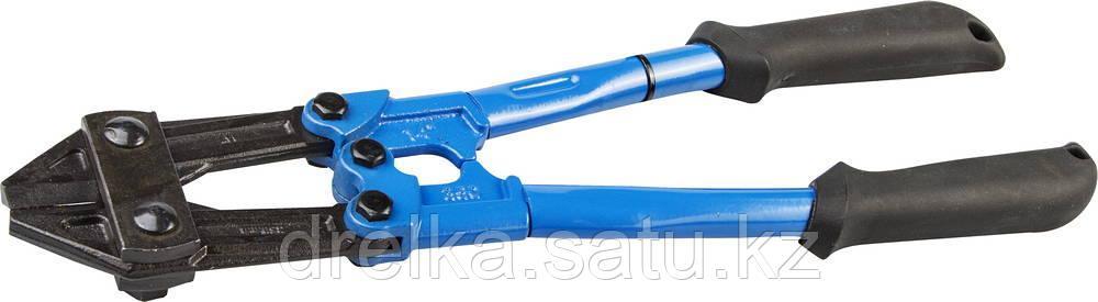 Болторез, Cr-Mo, 62 HRC, кованый коннектор, 350 мм - макс d= 7 мм / HRC 40 до d= 5 мм, ЗУБР Профессионал