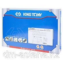 """Набор торцевых головок 1/2"""" с принадлежностями, ложемент, 33 предмета KING TONY 9-4333MR03"""