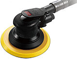 Пневматическая орбитальная шлифовальная машина 150 мм, 10000 об/мин MIGHTY SEVEN QB-47612, фото 3