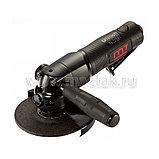Пневматическая угловая шлифовальная машина (УШМ) 125 мм, 11000 об/мин, с рычажным выключателем MIGHTY SEVEN QB-7115, фото 2