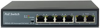 Коммутатор NetVICE SWPU-FE0402