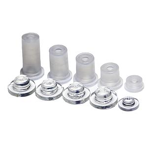 Пластиковый держатель 12х25 мм