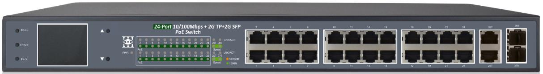 Коммутатор NetVICE WPU-FE2402GE.combo