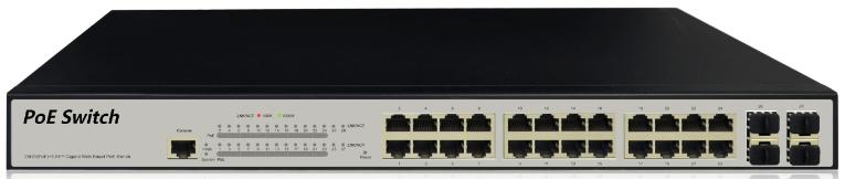 Коммутатор NetVICE SWPC-GE2404