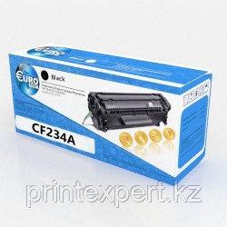 Картридж HP CF234A (с чипом) Euro Print