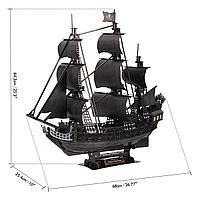 Корабль 3Д-пазл Месть королевы Анны