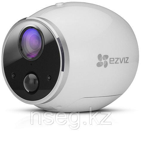 1Мп Wi-Fi камера Ezviz Mini Trooper, фото 2