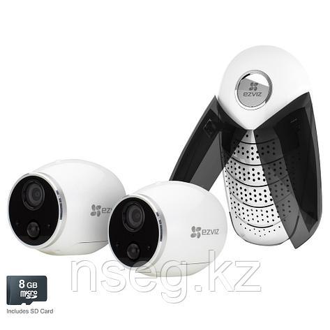 1Мп Wi-Fi камера Ezviz Mini Trooper x2, фото 2