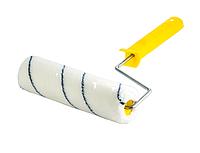 Валик меховой BIZON PROFI 40*180 (синяя полоска)