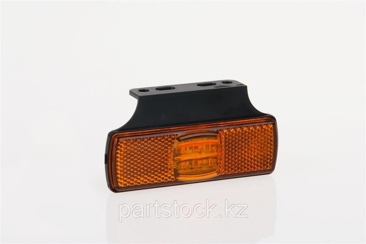 Фонарь габаритный, оранжевый 24v   на / для UNIVERSAL, Универсальный, FRISTOM FT017ZKLED