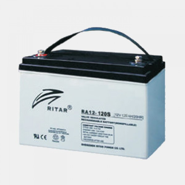 Аккумулятор Ritar RA12-120S(12В, 110Ач)