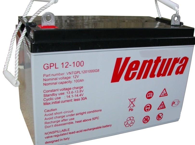 Аккумулятор Ventura GPL 12-100 ( AGM )