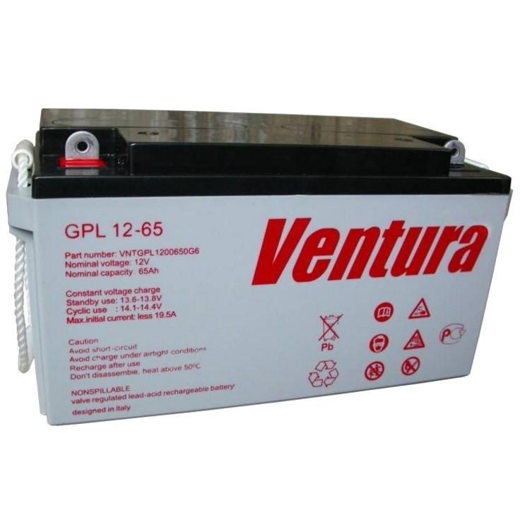 Аккумулятор Ventura GPL 12-65 ( AGM )