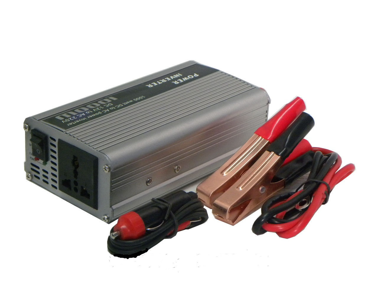 Инвертор преобразователь напряжения12 220 1000 ВТ DOXIN