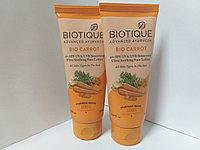"""Солнцезащитный лосьон БИОТИК  """"БИО МОРКОВЬ"""", СПФ 40, 50 мл,BIOTIQUE Bio Carrot Ultra Soothing Face Lotion"""