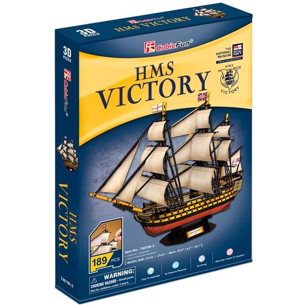 Корабль 3Д-пазл Виктория