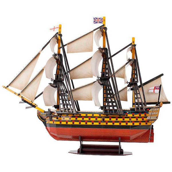 Корабль 3Д-пазл Виктория - фото 2