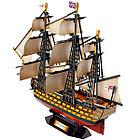 Корабль 3Д-пазл Виктория, фото 3