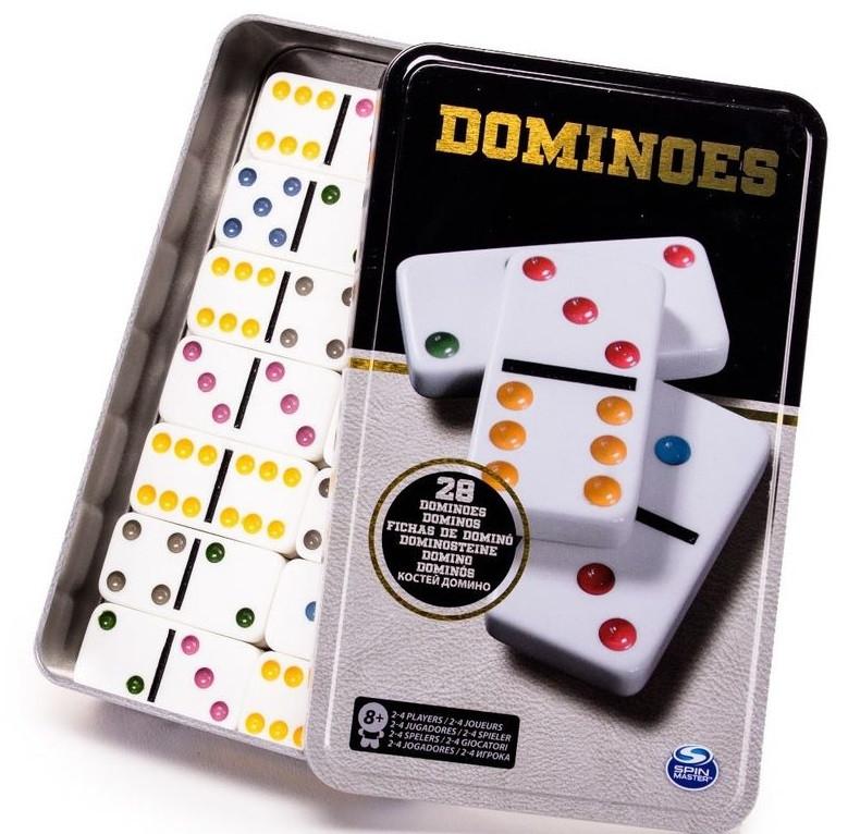Настольная игра  Домино Spin Master, арт. 6033156