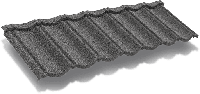 Композитная черепица ТЕХНОНИКОЛЬ LUXARD Classic Алланит, фото 1
