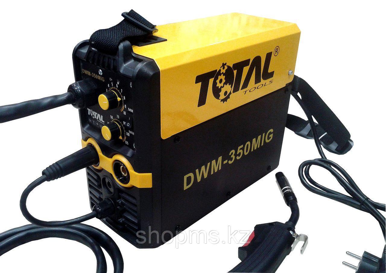 Cварочный полуавтомат TOTAL TOOLS DWM-350 MIG