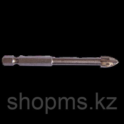 Сверло по кафелю, шестигранный U-хвостовик под биту 12 мм, фото 2