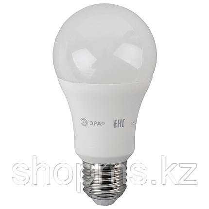 Лампа св/диод ЭРА LEDsmdA60-15w-827-E27***, фото 2