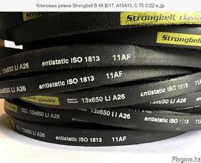 Клиновой ремень SPA 1500 Strongbelt.