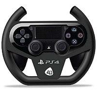 Руль насадка на джойстик DualShock 4 Compact Racing Wheel, PS4, фото 1