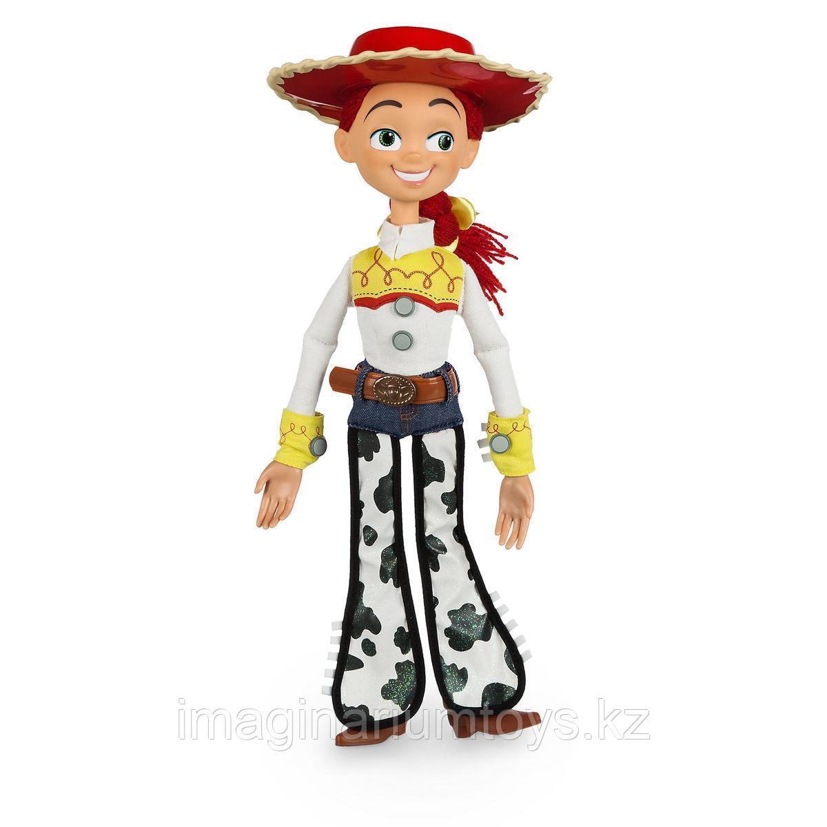 Кукла говорящая Джесси из мульфильма «История игрушек» 39 см