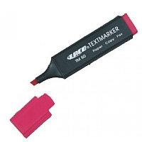 Маркер текстовой, 0.4мм, скошенный наконечник, красный Laco