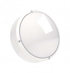 Светильник настенно - потолочный, накладной LED ДПО CL FORS 30w 6500K d300 IP65