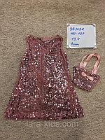 Коктейльные платья для маленьких девочек, фото 1