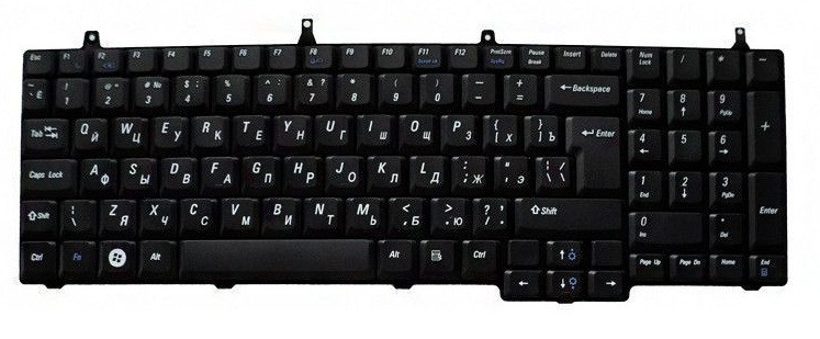 Клавиатура для ноутбука DELL Vostro 1710