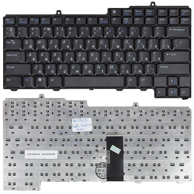 Клавиатура для ноутбука DELL Vostro M140