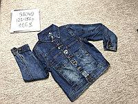 Куртки, брюки и джинсы для мальчиков.